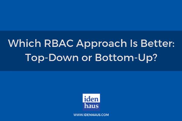 RBAC Approach